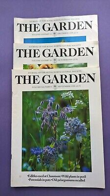 'The Garden' : Journal of The Royal Horticultural Society : Volume 124