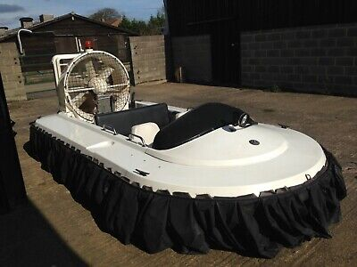 Eagle 4 Hovercraft with Rotax 582 engine