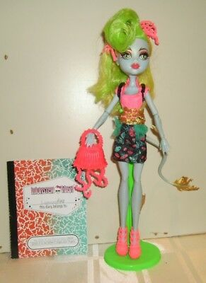 monster high doll lagoonafire