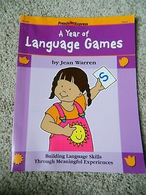 A Year of Language Games