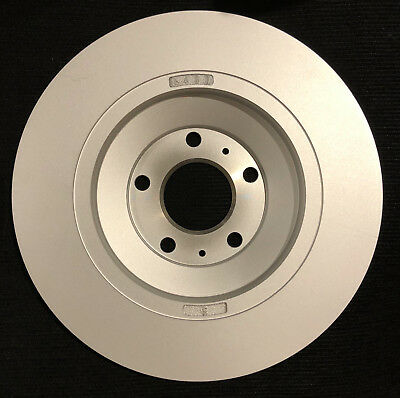 BENTLEY 04-10 CONTINENTAL GT FLYING SPUR REAR BRAKE ROTOR OEM # 4E0615601L