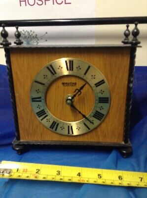 Mauthe  German Mantle Clock