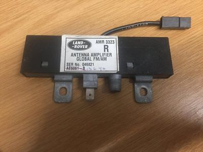 Range Rover P38 antenna amplifiers AMR3323
