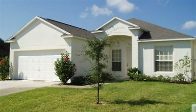 5 bed/3 bath Florida pool villa on gated community close to Disney and Universal