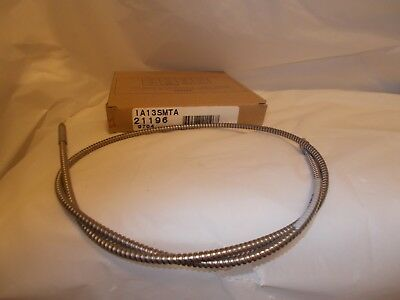 New  Banner  Fiber  Optic  Cable  Ia13Smta  21196   Nib       3'  Long   Usa