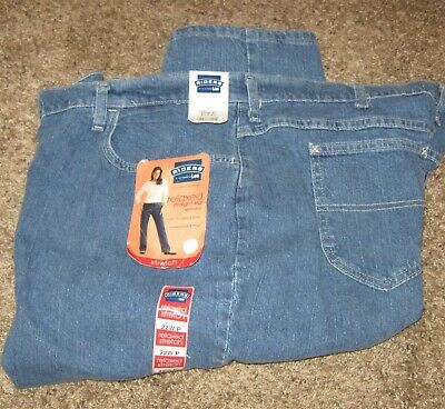 a28b203e NEW LEE RIDERS Relaxed Jeans Women's SZ 22W P*Straight Leg*NWT ...