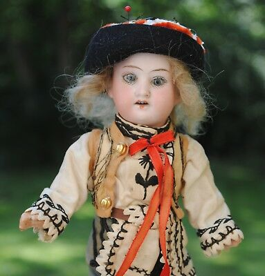 """Antique Armand Marseille 8"""" Made In Germany Doll DRGM 390"""