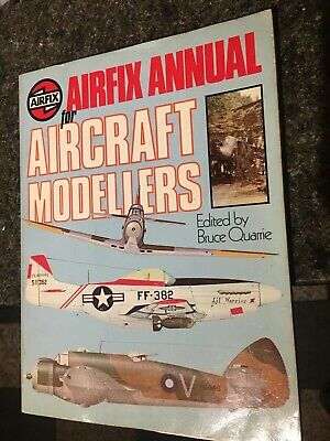 1978 Airfix Annual For Aircraft Modellers