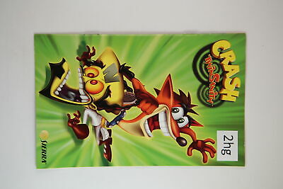 Crash Twinsanity (Manual)