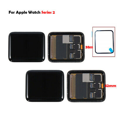 For Apple Watch Series 2 38mm 42m LCD Display Touch Screen Digitizer Replacement