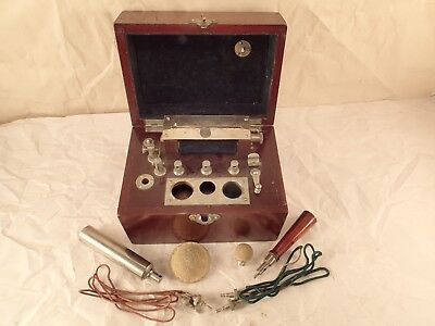 Antique BRITISH EVER-READY SPECIALITIES Electric Quackery Medicine Shock Machine