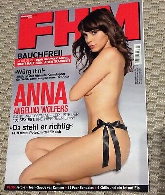 isabell horn fhm