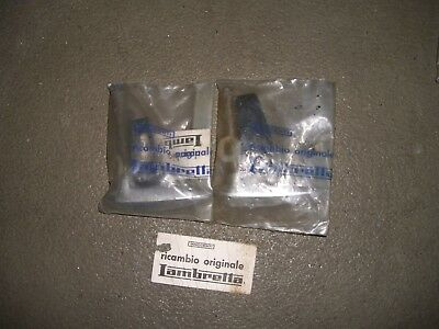 lambretta  new old stock late series 3 panel handles pair