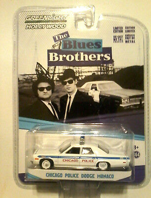 GREENLIGHT THE BLUES Brothers 1975 Dodge Monaco Chicago