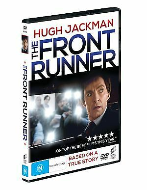 Front Runner, The (DVD, 2019) (Region 4) New Release