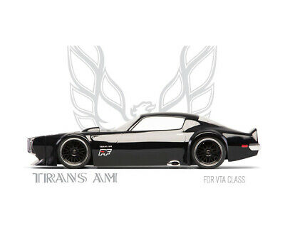 Proline 153530 1971 Pontiac Firebird Trans Am Clear Body For Vta Class PRO153530