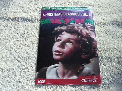 [DVD] Christmas Classic Vol 2 by Television Classics  3 Episodes
