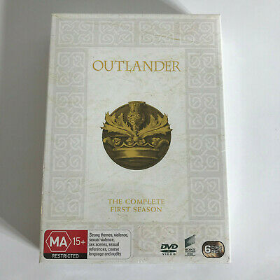 Outlander The Complete First Season (Season 1) Dvd New - Region 4
