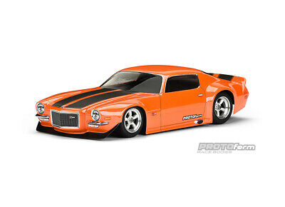 Proline 155240 1971 Chevrolet Camaro Z/28 Clear Body for VTA Touring Car  155240