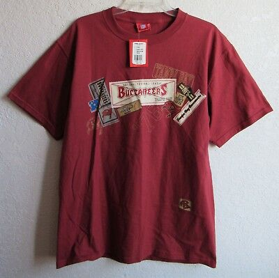 MAJESTIC NFL TAMPA Bay Buccaneers V neckT shirt Pewter Women's size  for cheap