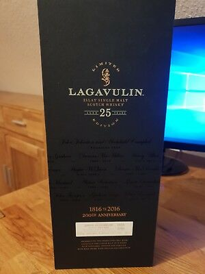 Lagavulin 1991 25 Years 200 Years of Lagavulin Distillery Managers Whisky 51,7%