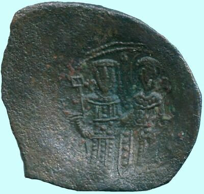 AUTHENTIC BYZANTINE EMPIRE Aspron Trache Coin 3.13 g/26.44  mm ANC13479.13