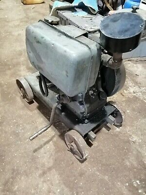 Petter Stationary Engine with Generator
