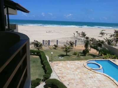 1-bedroom frontline apartment for sale in Fortaleza, Brazil