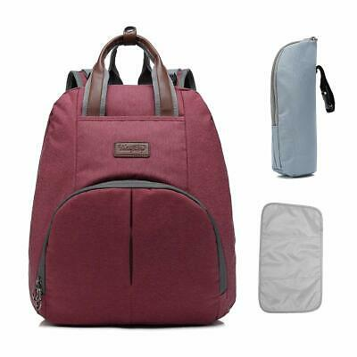 Backpack Diaper Bag Travel Backpack Maternity Baby Nappy Changing Bags for Women
