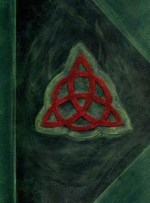 Hardcover Charmed Book of Shadows Replica by Karina Sheerin: New