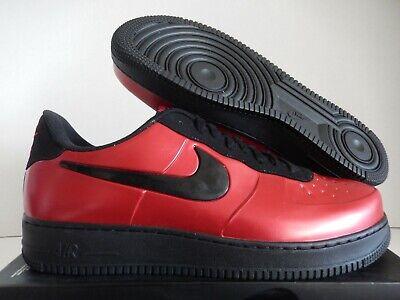 9fd9c6d5c66 NIKE AF1 AIR Force 1 Foamposite Pro Cup Cupsole Aj3664 601 Gym Red ...