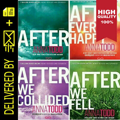 After Series (1-7) by Anna Todd + 26 Books Series [PDF] 🔥