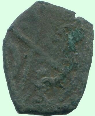 AUTHENTIC BYZANTINE EMPIRE  Æ Coin 1.7 g/15.34  mm ANC13608.16