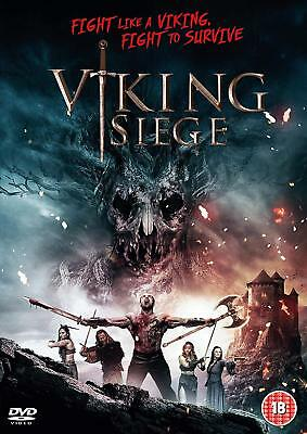 Viking Siege [DVD] - DVD  new sealed sent 1st class post (free in the uk)