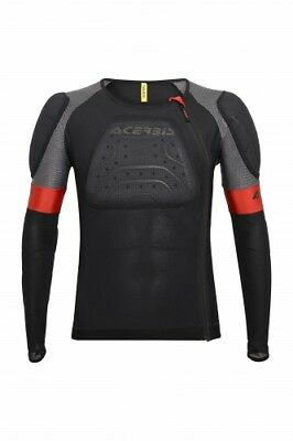 Pettorina Acerbis X AIR Body ARMOUR BLACK  TG L/XL