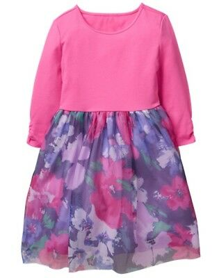 NWT Gymboree Fairytale Forest Floral Tutu Dress Girls 5//6,7//8,10//12,14