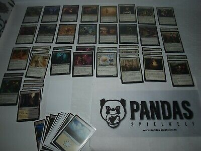 MtG Magic the Gathering b/w Zombie Deck