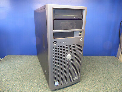 DELL POWEREDGE 840 TOWER SERVER DUAL CORE 2 0GHz 4GB DDR2