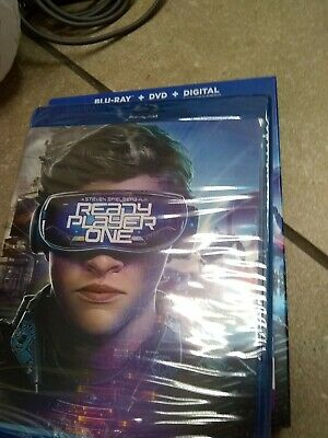 Ready Player One (Blu-ray Disc, 2018)