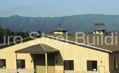 DuroBEAM Steel 100x125x16 Metal Building Commercial Industrial Structures DiRECT