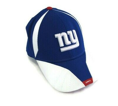 32b571e4 New York Giants Baseball Cap Hat Reebok Blue White One Size NFL Football