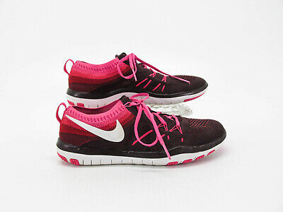 d8faf33d510b Nike Free TR Focus Flyknit Women Athletic Shoes Size 8M Pre Owned PJ