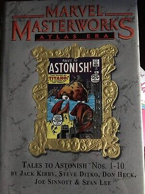 Tales To Astonish Atlas Era. Volume 1, 1st Print, Unread Condition