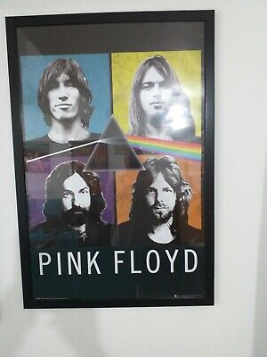 MAXI POSTER BRAND NEW /& SEALED 61CM X 91CM POSTER PINK FLOYD