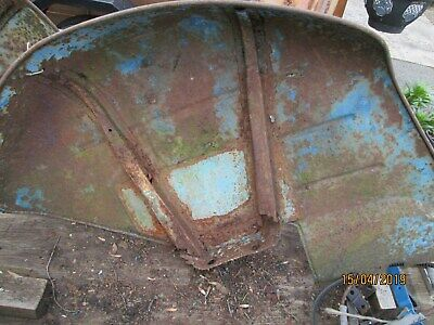 Pair Fordson Dexta Orginal mud gaurds rear wings