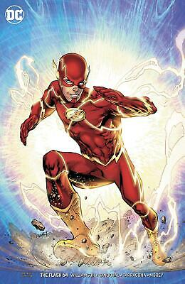 Flash Vol 5 #64 Cover B Variant Tom Raney Cover (The Price Part 2)(Heroes In Cri