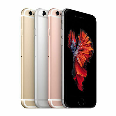 Apple iPhone 6S 16GB 32GB 64GB 128GB Grey Gold Silver Rose  Unlocked Smartphone