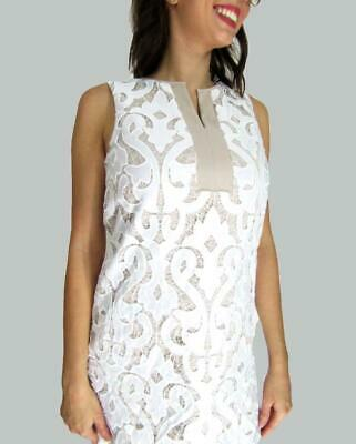 82d2b645bea DKNY SWEETHEART CORDED Lace Sheath Dress SIZE 6 New with Tag ...