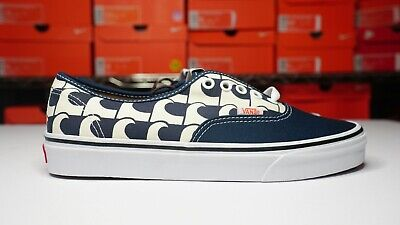 6bd49c7f278 Men s Vans Sneakers Authentic Navy Waves US Open Of Surfing Limited Multi  Size