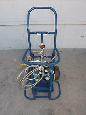 National Refrigeration Products Recovery Unit T38434